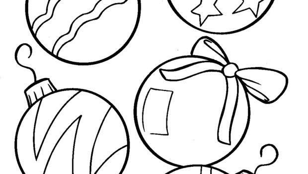 Coloring Pages Christmas Kids