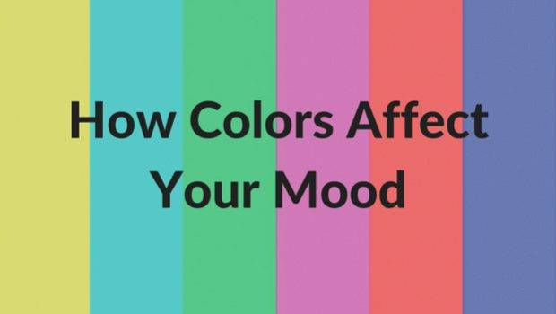Colors Affect Your Mood Can
