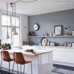Colors Kitchens White Cabinets