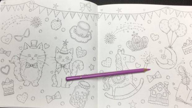 Colors Make Happy Vol Coloring Book Review
