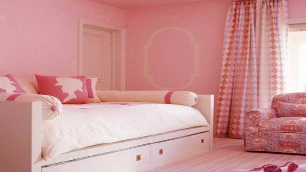 Colors Paint Room Pink Theme