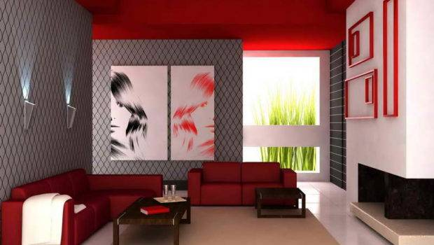 Colors Paint Room Roomwith Red Color