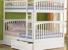 Columbia White Bunk Beds Teens