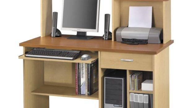 Combined Work Station Computer Desk Ideas