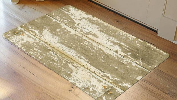 Comfort Rug Old Barn Wood Patterned Rugs