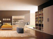 Comfortable Modern Teen Bedroom Decorating Ideas