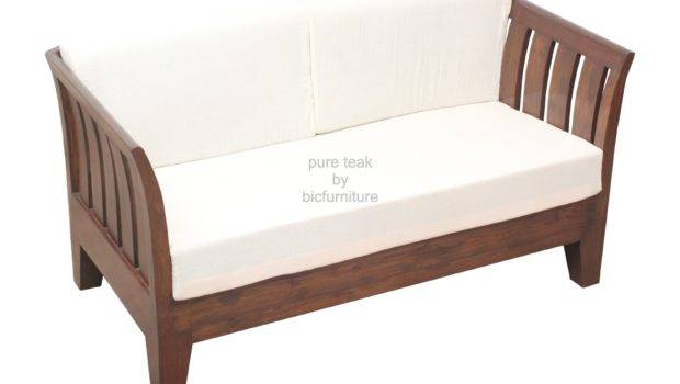 Comfortable Sofa Set High Quality Teakwood