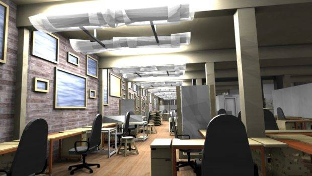Commercial Architecture Interiors