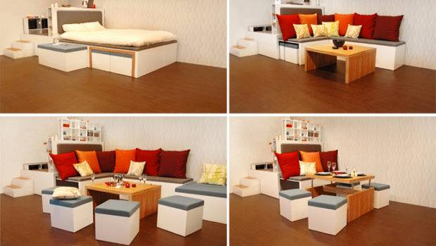 Compact Living Furniture Perfect Small Spaces Designrulz