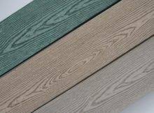 Composite Decking Swd China Wood Plastic