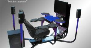 Computer Desk Ergonomic Workstations