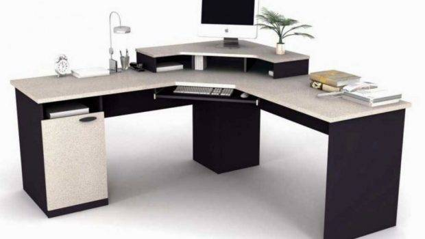 Computer Desk Small Spaces Awesome