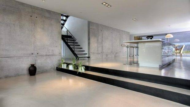 Concrete Can Add Urban Edge Your Home Possibilities