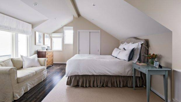 Considering Converting Your Attic Into Master Suite