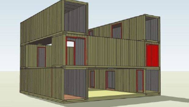 Container Home Plans Pinterest Homes Shipping