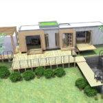 Container Pools Eco Pigs Ships Home Shipping Containers