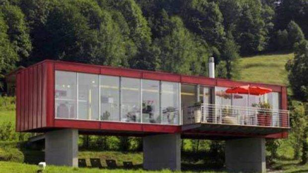 Containers Homes Asheville Shipping Container Home Design Big Boom