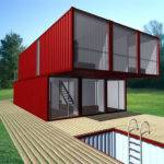 Containers Homes Shipping Container Construction Designs