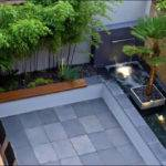 Contemporary Backyard Decorations Plans One Total Amazing
