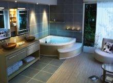 Contemporary Bathroom Decor Ideas Interior Design Inspirations