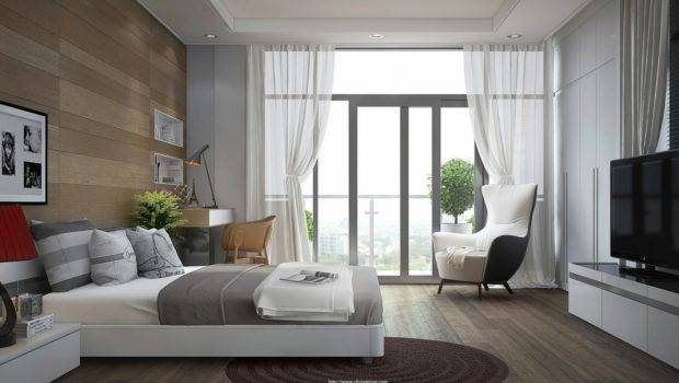 Contemporary Bedroom Decor Interior Design Ideas
