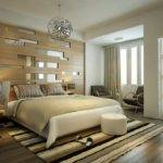 Contemporary Bedroom Pair Mid Century Modern Armchairs Provide