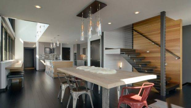 Contemporary Home Interior Details