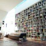 Contemporary Home Libraries Decor Design