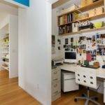 Contemporary Home Office Mercedes Corbell Design Architecture