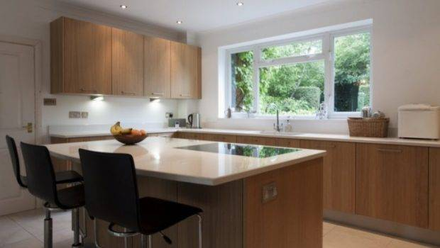 Contemporary Oak Kitchen Design Matters