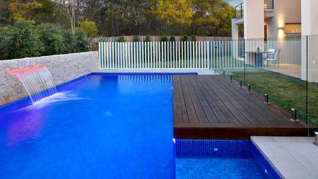Contemporary Pool Design Modern Swimming Designers Sydney