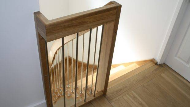 Contemporary Staircase Design Sevenoaks Kent Timber Stair