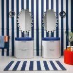 Contemporary Vanities Small Bathrooms Interiordecodir