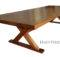 Contemporary Wood Tables Walnut Dining Table Era