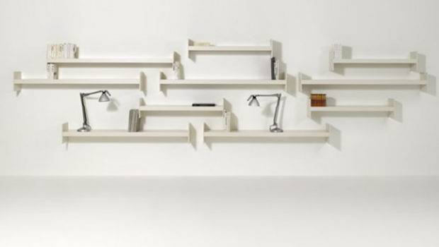 Contemporary Wooden Shelf Decoration Ideas One Total Pics Stylish