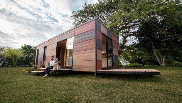 Content Colombian Architects Build Modular Homes Isolated Areas