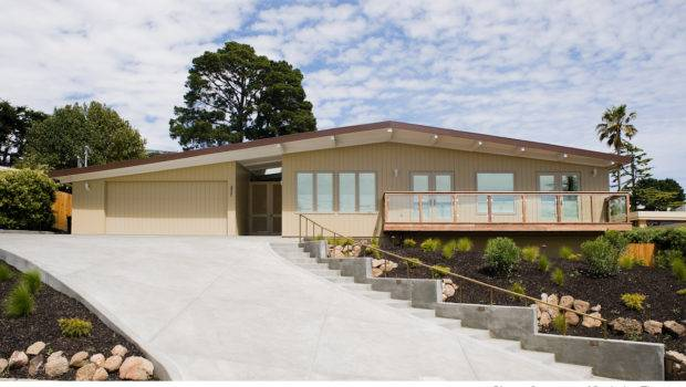 Contractor Year Mid Century Modern Home Rennovation