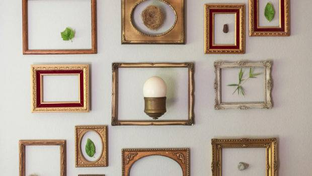 Contrasting Color Wall Mirrors Different Shapes Sizes