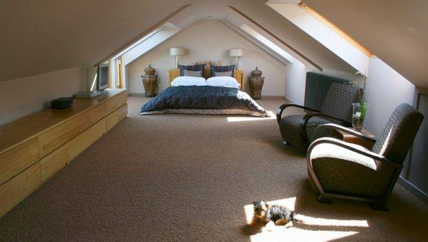 Cool Attic Spaces Ideas