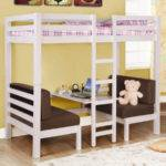 Cool Beds Twin Over Convertible Loft Bed White Best Kids