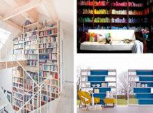 Cool Bookshelves Superette