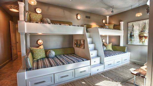 Cool Bunk Beds Girls Home Designs Project