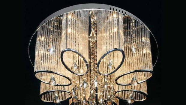 Cool Ceiling Lamps Need Know Glamour