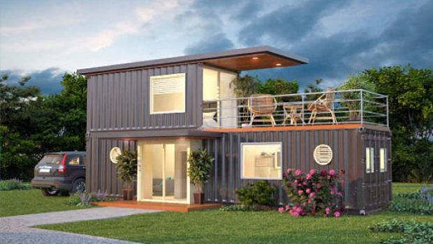 Cool Container Homes Inspire Your Own Homesteading