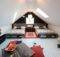 Cool Design Ideas Attic Kids Room Kidsomania