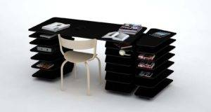 Cool Desk Office Design New Concept Plus