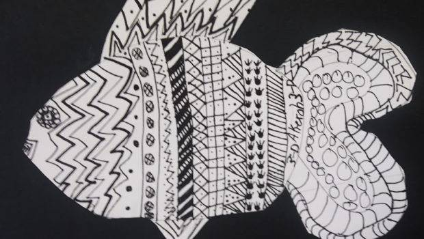 Cool Easy Patterns Designs Draw Becuo