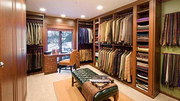 Cool Elegant Walk Closet Design Ideas Contemporary
