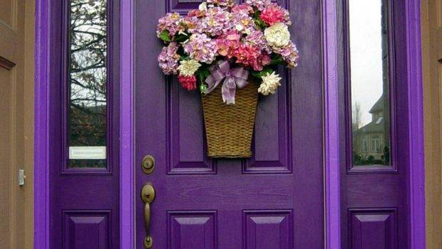 Cool Front Door Designs Houses
