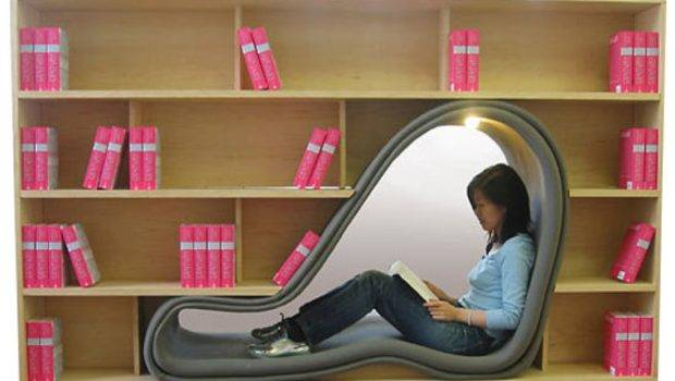 Cool Furniture Bookshelves Curathing